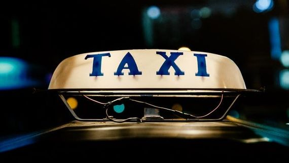 An Example of one of our taxis